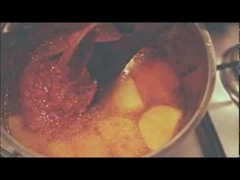 쌈장 햄두부찌개 만들기 (Ssamjang Jjigae Recipe)