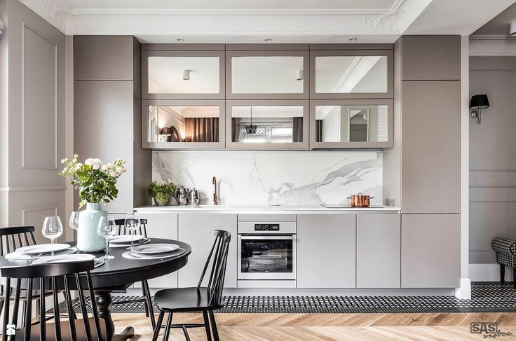 Wystrój wnętrz - Otwarta kuchnia - pomysły na aranżacje. Projekty, które stanowią prawdziwe inspiracje dla każdego, dla kogo liczy się dobry design, oryginalny styl i nieprzeciętne rozwiązania w nowoczesnym projektowaniu i dekorowaniu wnętrz. Obejrzyj zdjęcia!