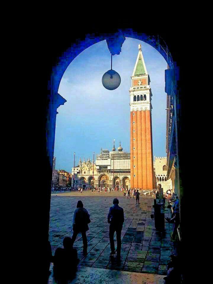 San Marco Campanile Venice