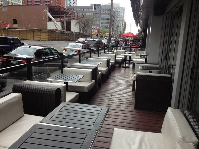 Patio Furniture At Toronto Restaurant | Flickr   Photo Sharing!