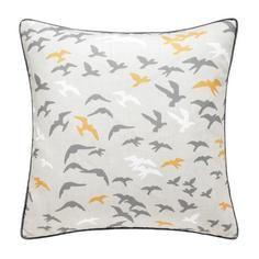 Flock Of Birds Cushion