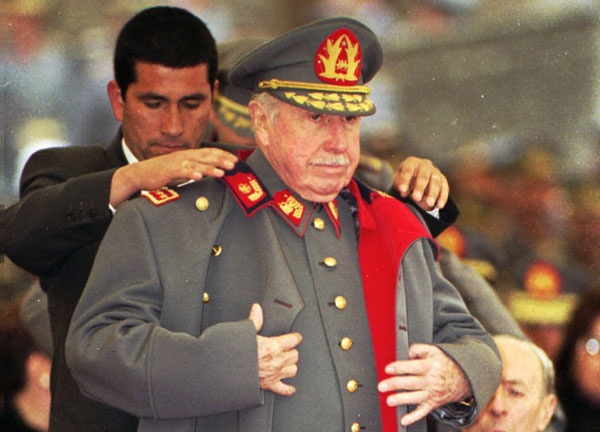 Augusto José Ramón Pinochet Ugarte, more commonly known as Augusto Pinochet, was an army general and dictator of Chile from 1973 until transferring power to a democratically elected president in 1990