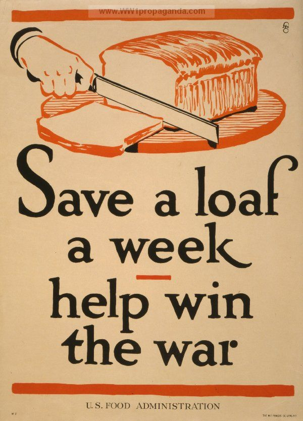 The Best U.S. Propaganda Posters From WWI And WWII