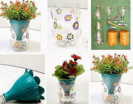 manualidades con materiales reciclables faciles imagenes
