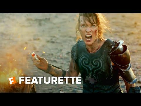 Monster Hunter Featurette Creators 2020 Movieclips Trailers Youtube In 2020 Monster Hunter Latest Movie Trailers Hunter