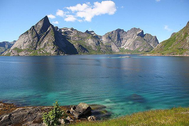 Lofoten Islands, Norway by swissfotopia, via Flickr