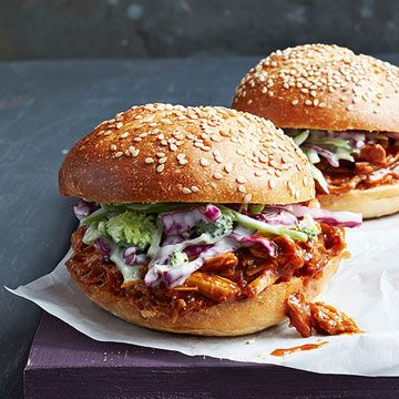 Root Beer Pulled Chicken - FamilyCircle.com