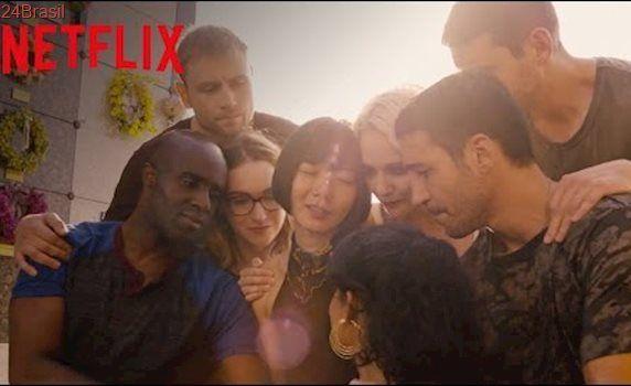 Sense8   Trailer oficial da temporada 2   Netflix