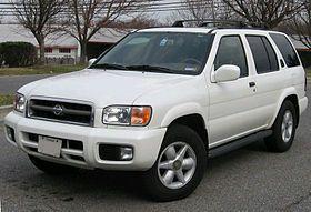 Nissan Pathfinder R50 – 1996