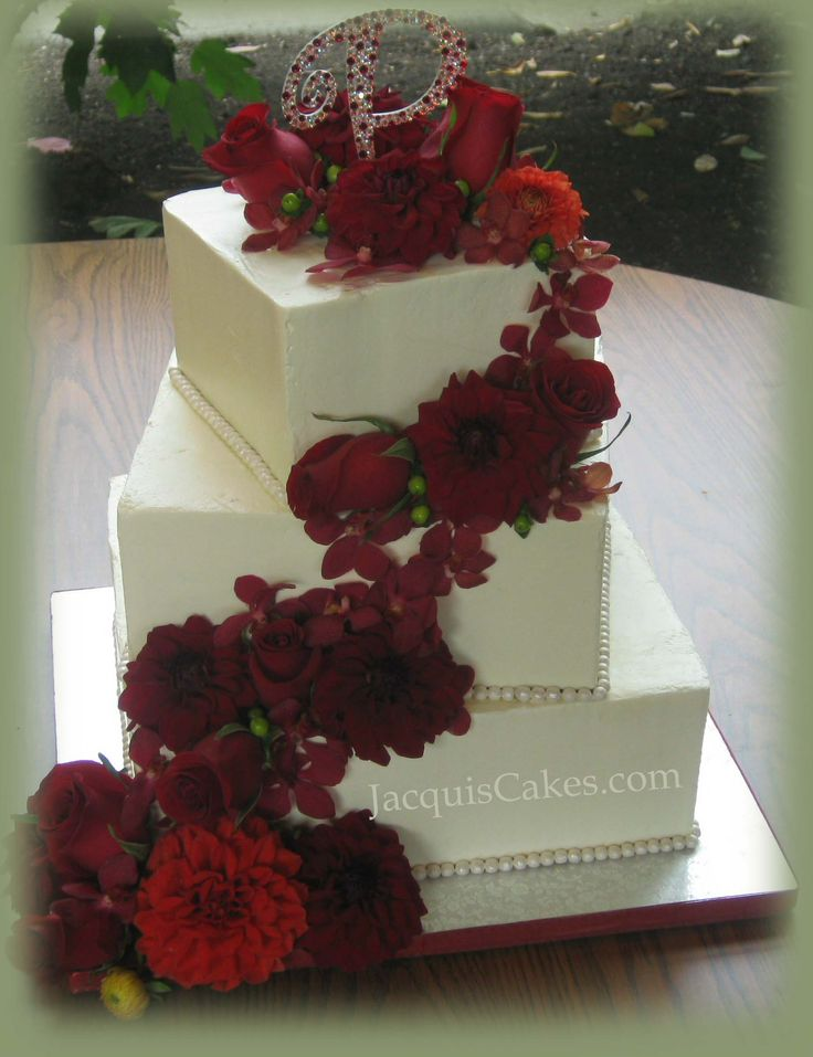 square wedding cake ideas 18 best square wedding cake ideas images on 20387