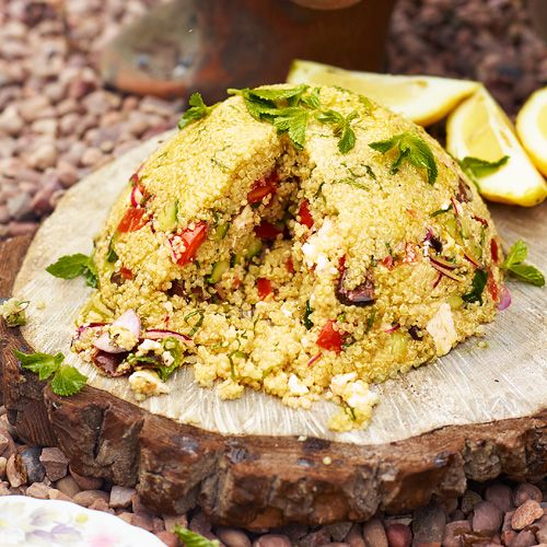 Quinoa saladebom | Food; Dinner | Pinterest | Magazines, Quinoa and ...