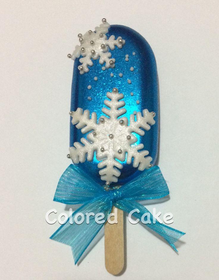 Pop Lace Copos De Nieve