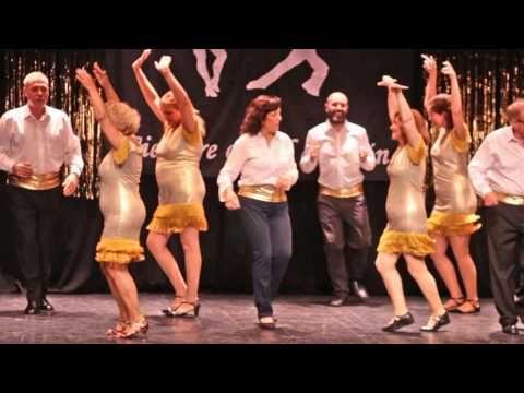 Baila Sin Parar - Gema Ibarra - Profesora de Baile: 07 CHACHACHA BAILE DE SALON MARTES 17 06 2017 ESCU...
