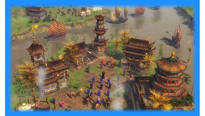 Age Of Empires 3 Definitive Edition Sign Up Beta Em 2020 Looks