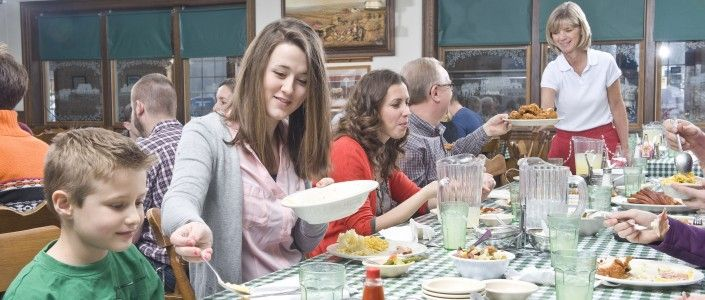 Good 'N Plenty Restaurant - Family Style Dining in Lancaster