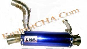 Knalpot CHA Mio 200CC