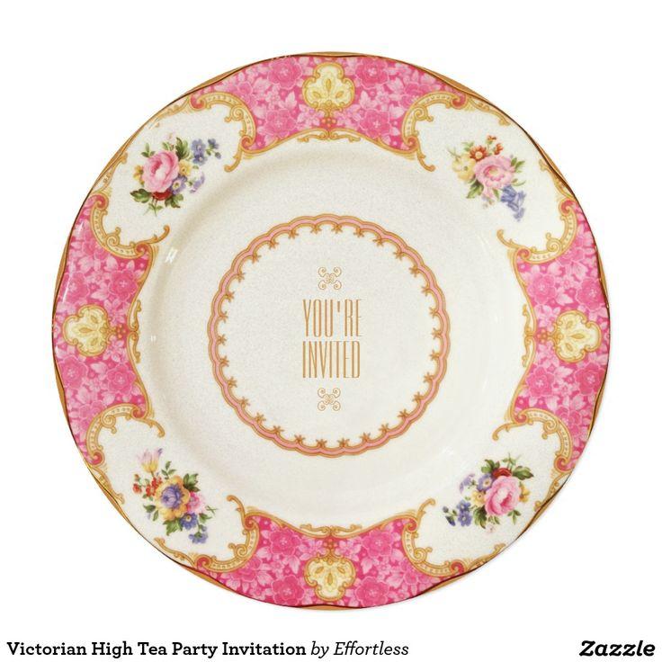 The 25+ best High tea invitations ideas on Pinterest | Tea party ...