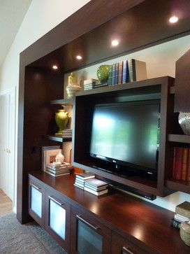 Contemporary Home Entertainment Center Design Ideas Pictures Remodel And Decor