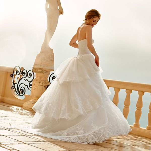 25+ best Jewel Wedding Dresses images on Pinterest   Short wedding ...