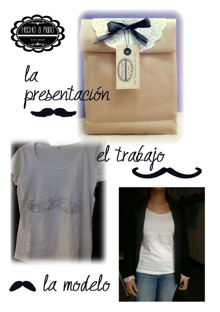 Moustache - shirt