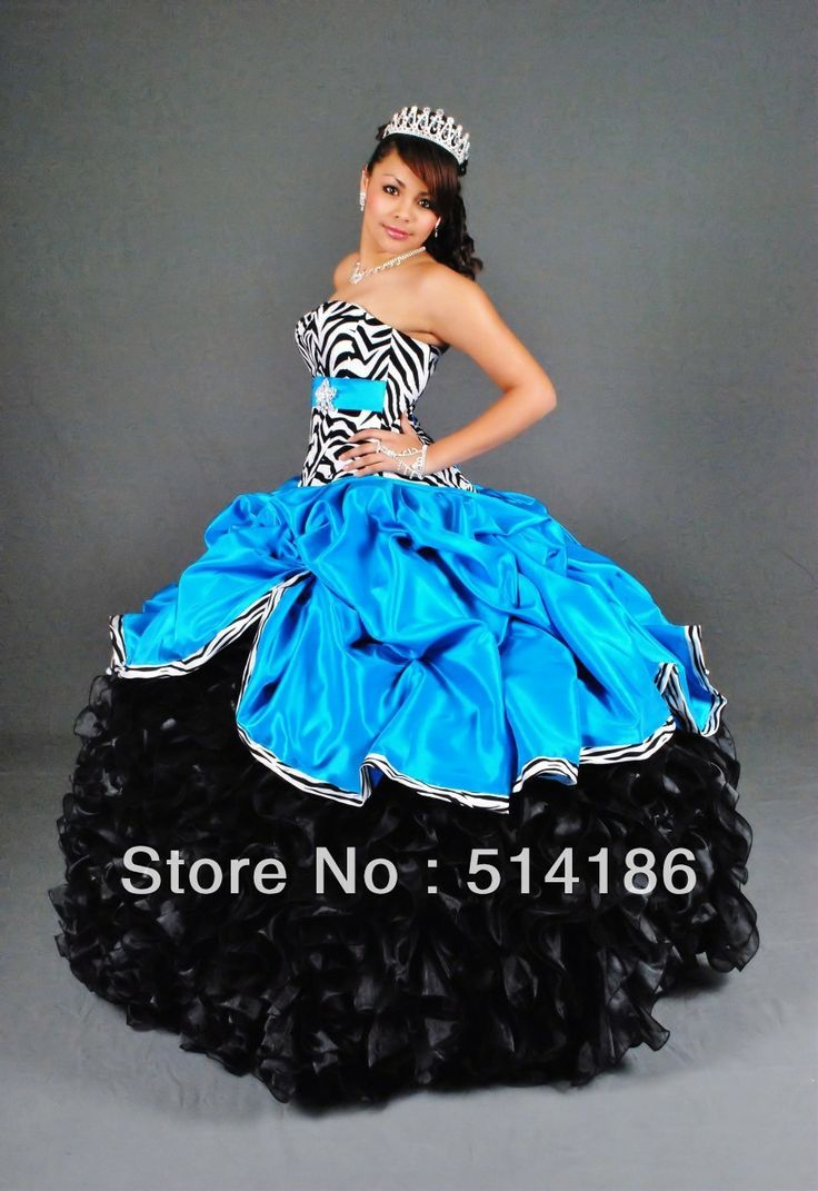 10 best animal print quinceanera theme images on Pinterest ...