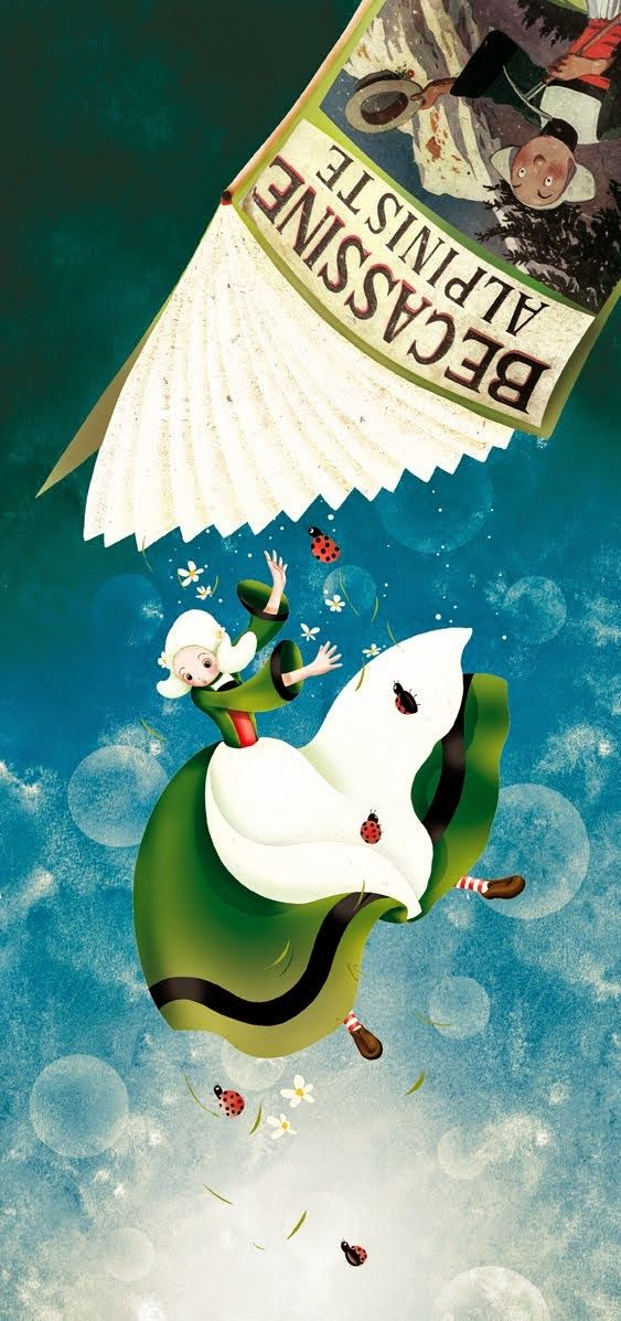 Cathy Delanssay - ilustator decijih knjiga - Page 6 0f61ff149b52a610703efee3822fe781--juste-vintage-posters