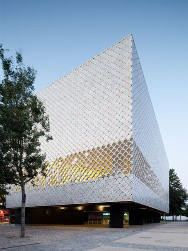 Architect Pedro Campos Costa - Lisbon Aquarium