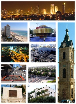 Tel Aviv - Wikipedia, the free encyclopedia