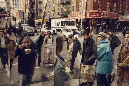 John Clang -Time, 2009 (Chinatown)