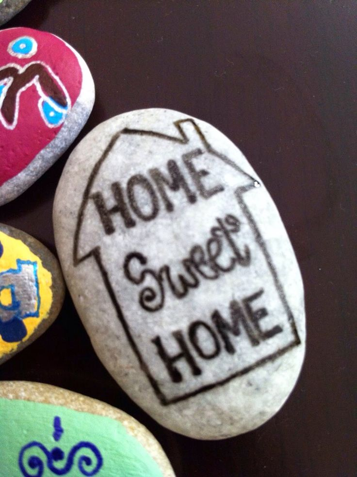 M s de 1000 ideas sobre piedras pintadas para jardin en for Ideas para pintar piedras