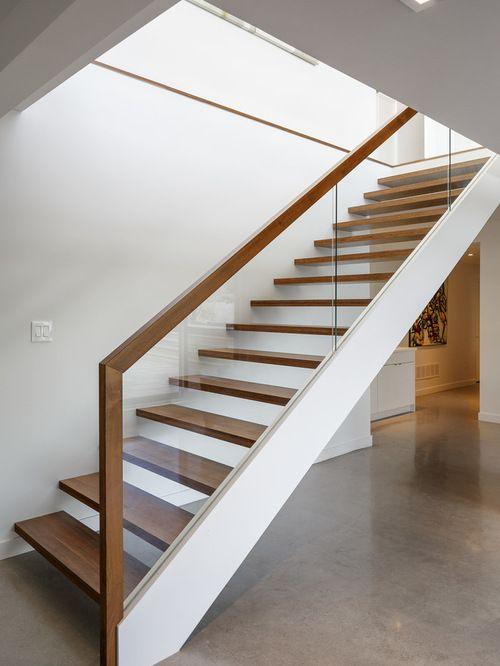 Lovely Modern Stair Case Intended For Modern