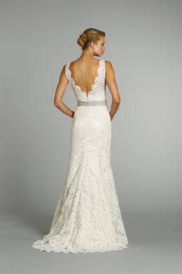 Jim Hjelm Wedding Dress - Weddings. One day I will get married and I will wear a lace gown,I adore them!