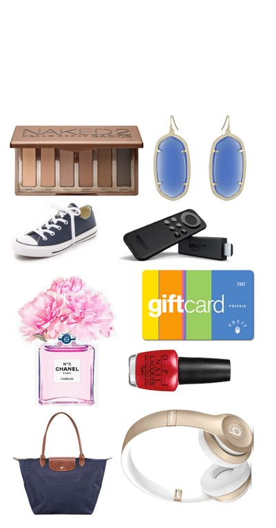 College Girl Gift Guide for the Holidays