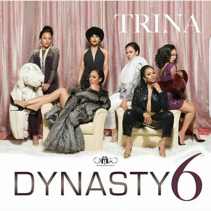 ICYMI! #Trina dropped a new album this week entitled #Dynasty6!  Did you buy it?