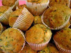 Muffin Salati con Zucchine Bimby
