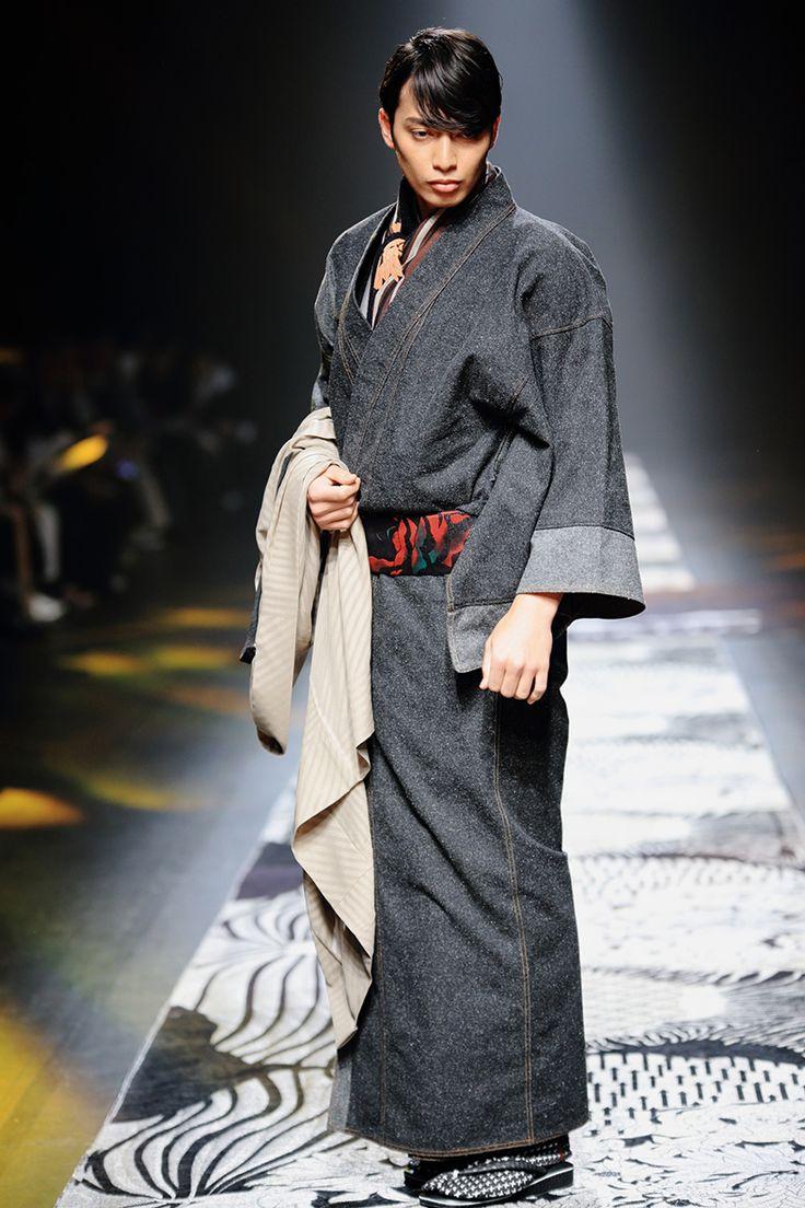 """thekimonogallery: """" Jotaro Saito kimono fashion [D] """""""