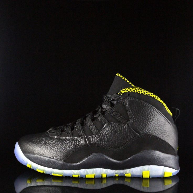 "AIR JORDAN RETRO 10 ""VENOM GREEN"""