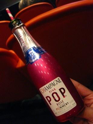 Pop champagne pommery pop ros 233 en vino veritas pinterest