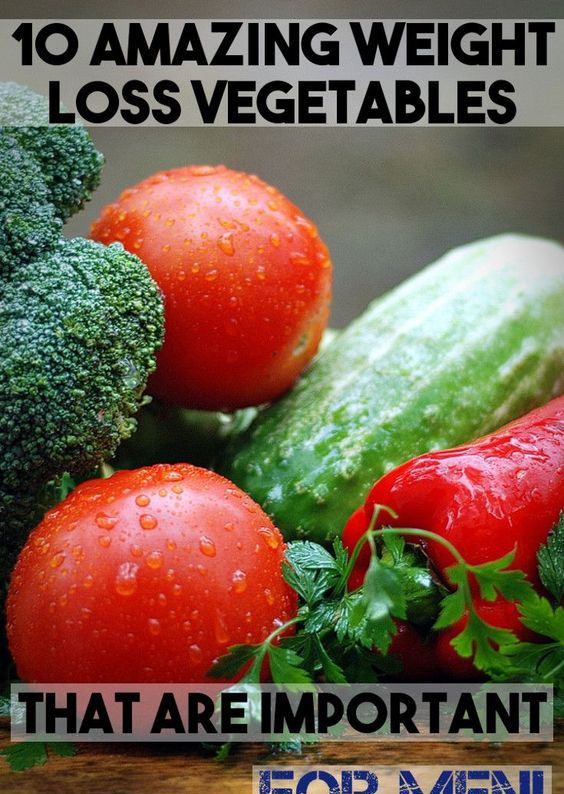 Men Should Eat These Vegetables To Lose Weight – Medi Idea