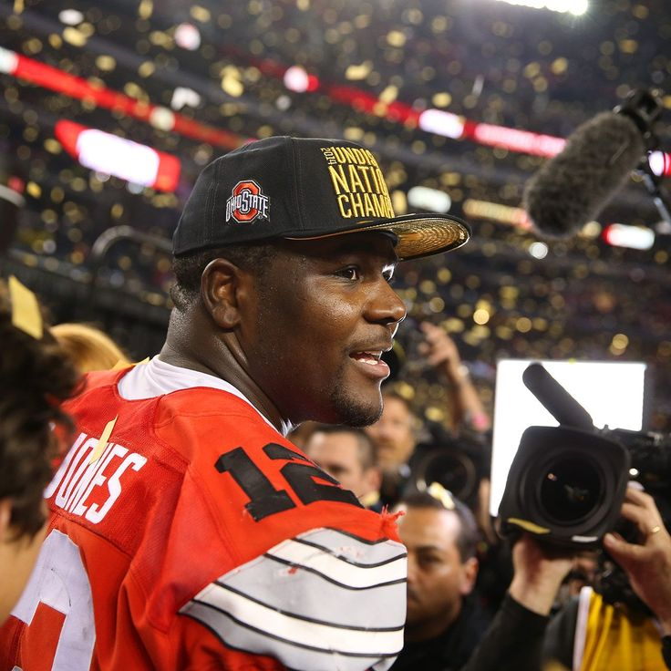 "Ohio State quarterback Cardale Jones is ""doing fine"" after he was released from the hospital Wednesday night after being treated for symptoms related to a migraine headache."