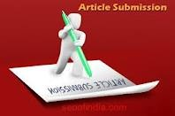 the Post distribution support is among the most powerful stage associated with SEOeaze, Best amongst Article Submission Providers as well as Article promotion.