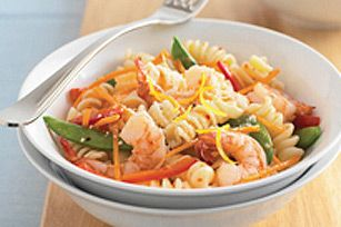 Quick & Easy Shrimp Primavera