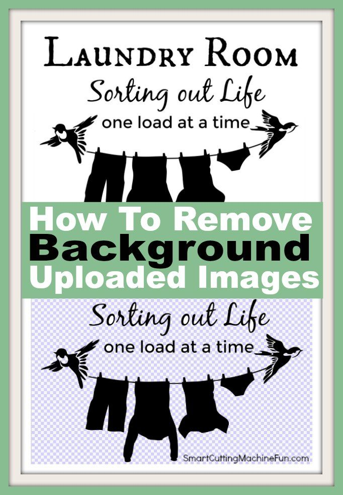 How To Remove Background Uploaded Images Addicted To
