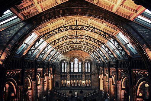 Natural History Museum, London England