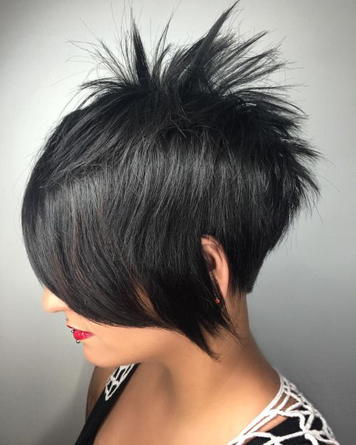nur kurze Haarschnitte, sonst nichts. Wenn Sie eine Hinterschneidung, einen Seitenschnitt, einen Elf oder einen anderen …