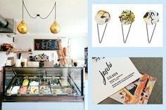 Why Not?! Der neue Hotspot – ein Eisladen.  Was und wo ist der Eisladen Joschi? Joschi ist der Spitzname des Besitzers – daher der Name. Joschi liegt mitten in St. Pauli. Neuer Ka…