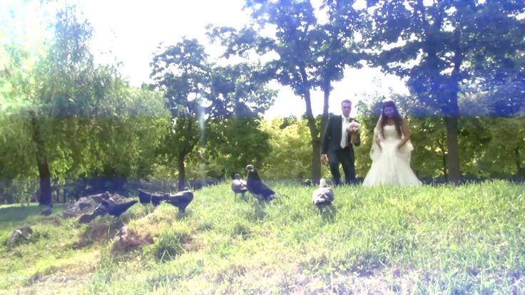 Армянская Свадьба 2013 До зала Давид и Нелли