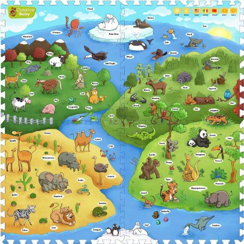 Interactive Play Mat - Talking I-Mat Includes 4 Interlocking Magic EVA Foam Floor Tiles with Voice Pen (My Animal World) Interactive Play,http://www.amazon.co.uk/dp/B008MHFRO2/ref=cm_sw_r_pi_dp_EY6Atb1NH2TPYM7J