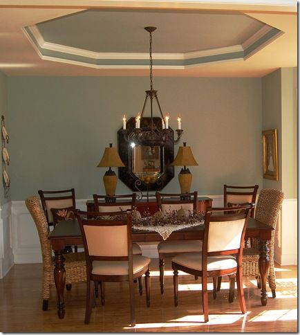 oyster bay sherwin williams dining room home color ideas