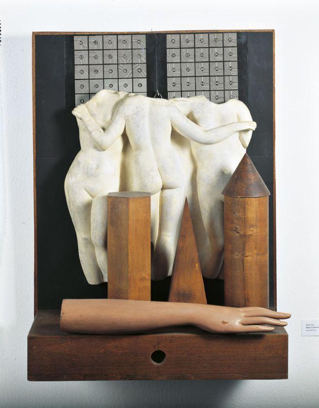 """Man Ray, genio delle arti visuali: """"Mire Universelle"""", 1933 - Sapere.it"""